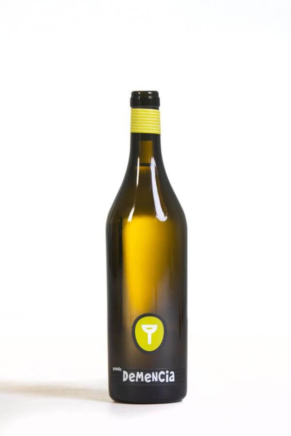 Demencia Godello DO Bierzo Vino Blanco