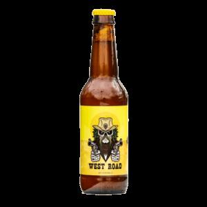 Belecker West Road Craft Beer 33cl. Cerveza Artesanal Bierzo