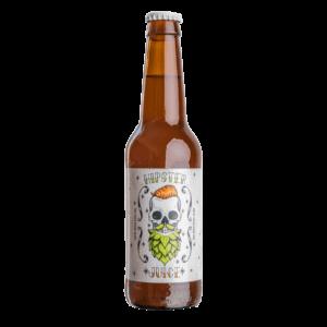 Belecker Hipster Juice NEIPA Craft Beer 33cl. Cerveza Artesanal Bierzo