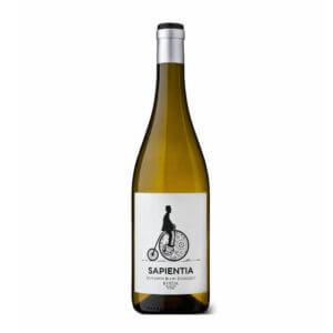 Sapientia DO Rueda Sauvignon blanc Vino Blanco ecologico